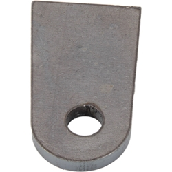 Eagle Motorsports Weld-On Sprint Front Motor Mount Tab, 3/8 Inch Hole