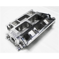 Garage Sale - Weiand 7151P 396-502 B/B Chevy Blower Intake Manifold, Polished
