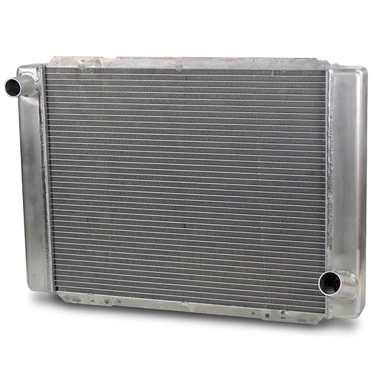 AFCO 80101-1N Universal Racing Radiator, No Filler, 27-1/2 Inch Chevy