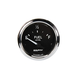 Auto Meter 201011 Cobra 2-1/16 Inch Fuel Level Gauge, Electric, 240 OHM