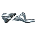 Dynatech Dirt Late Model Header, 1-3/4 - 1-7/8, 3-1/2 Collector, Spread Port