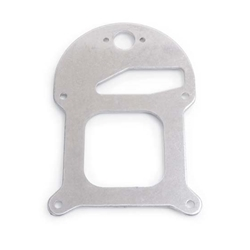 Edelbrock 8189 Carburetor Fuel Pressure Regulator Bracket, Aluminum