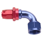 Fragola 229015 90 Degree Adapter Hose End Fitting, -12 AN to -16 AN