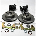 Garage Sale - 1963-66 Chevy Pickup Front Disc Brake Conversion Kit
