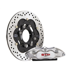 QTM Brakes SDK-4 Sprint Car Inboard Rear Brake Kit, Dirt Track Racing