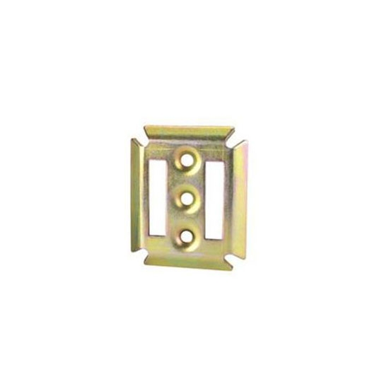 Trailer Cargo Mount Plate, 2-Slot