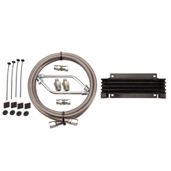 Performance Automatic PA99208 GM Trans Cooler Kit, 5 Row, 11 Foot Line