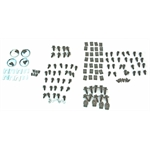 MP Enterprises 8130K3 Front End Fastener Kit, 1970-81 Camaro/Firebird