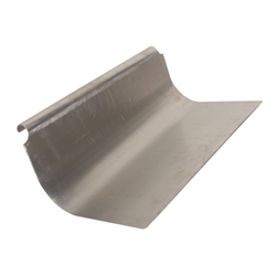 Speedway Aluminum Radiator Air Scoop, Raised Rail Chassis