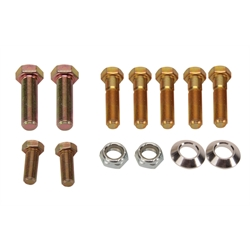 Midget Front Axle Bolt Kit