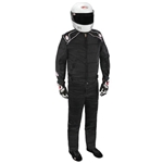Garage Sale - Bell Endurance II Racing Suit-One Piece-Double Layer, Black, Size XL