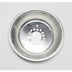 Garage Sale - Left Rear Inner Aluminum Mud Plug, 4 Inch