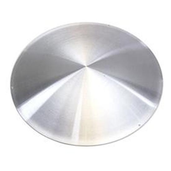 Spun Aluminum Disc Wheel Covers (G-Sale)