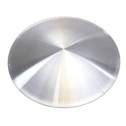 Spun Aluminum Disc 16 Inch Wheel Cover, Deep Dish