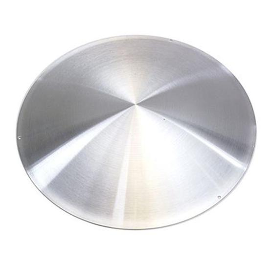 Spun Aluminum Disc 16 Inch Wheel Cover