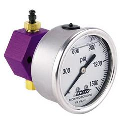 Speedway Single Brake Pressure Gauge