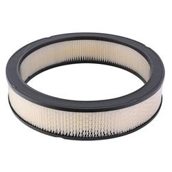 Replacement Paper Air Filter Element, 14 x 4 Inch