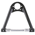 AFCO 20000-2 Strut Type Upper Control Arm-Aluminum Cross Shaft, 7 Inch