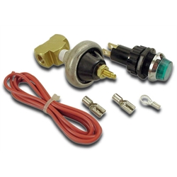 AFCO 85194 Warning Light Kit, Fuel Pressure