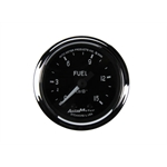 Auto Meter 201010 Cobra Fuel Pressure Gauge with Isolator, 2 Inch