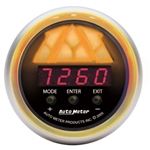 Auto Meter 3389 Sport-Comp Pro-Shift Digital Shift-Light Gauge, Stage3