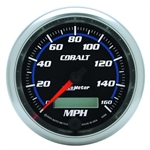 Auto Meter 6288 Cobalt Air-Core Electric Speedometer Gauge, 3-3/8 Inch