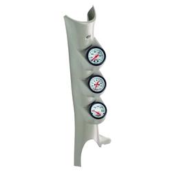 Auto Meter 7098 Phantom Triple Gauge Pillar Kit, Diesel, 2003-05 Ram