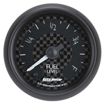 Auto Meter 8010 GT Digital Stepper Motor Fuel Level Gauge, 2-1/16 Inch