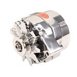 Powermaster 27294 GM 12SI 100 Amp Alternator, Polished