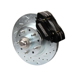 SSBC Mustang II Competition Street Series 11 Inch Disc Brake Kit