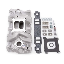 Edelbrock 2041 Intake Manifold Installation Kit, Small Block Chevy