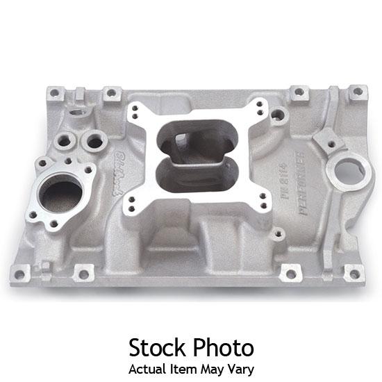 Edelbrock 21141 Performer Intake, Chevy 4.3L Vortec V6