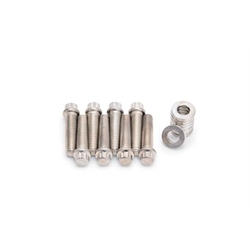 Edelbrock 8594 Intake Manifold Bolt Set, Chrysler,Dodge,Plymouth