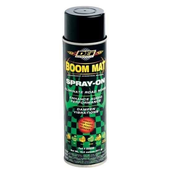Dei 050220 Boom Mat Spray On Sound Deadening 18 Oz Can