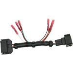 MSD 88812 Harness, MSD DIS-4 to Ford DIS Dual Coil Pack