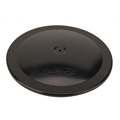 R2C Performance AC10520 Nylon Composite Black Air Cleaner Top Lid, 14 Inch