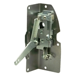 Speedway 1948-52 Ford Pickup Bolt-In Bear-Jaw Door Latches
