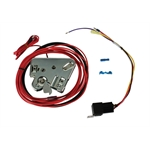 1964-72 Chevelle Trunk Keyless Entry Kit
