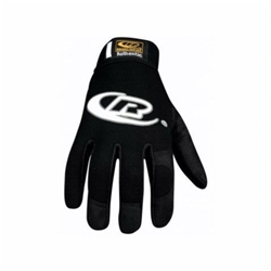 Authentic Large Black Ringers Mechanics Gloves