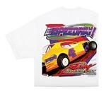 Speedway IMCA White T-Shirt, Small