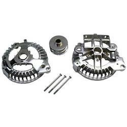 King Chrome Mopar Chrome Alternator Dress Up Kit