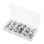 SAE/Coarse Full Locknut Kit