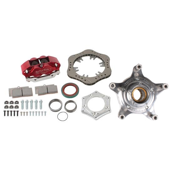 Garage Sale - Ultra Lite Complete Late Model Brake Kit, Left Front
