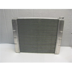 Garage Sale - Speedway 22 Inch Wide Double Pass Aluminum Radiator, Chevy