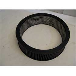 Garage Sale - K&N Replacement Filter Element, 14X 4 Inch