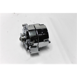 Garage Sale - King Chrome GM One Wire Alternator, 65 Amp