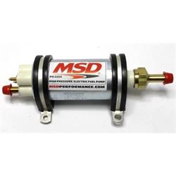 Garage Sale - MSD 2225 In-Line Hi-Pressure Fuel Pump