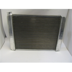 Garage sale - Griffen 26 Inch Aluminum Racing Radiator, Single Row Core