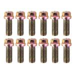 Header Bolts, 3/8-16 x 3/4 Inch, Set/12