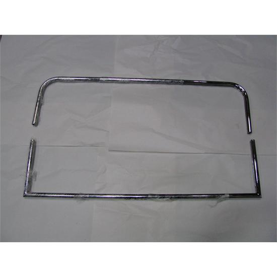 Garage Sale - Two Piece Round Top T Windshield Frame